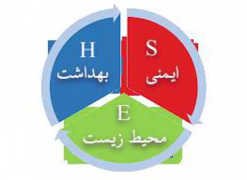 جزوه و نمونه سوالات ایمنی HSE با پاسخ